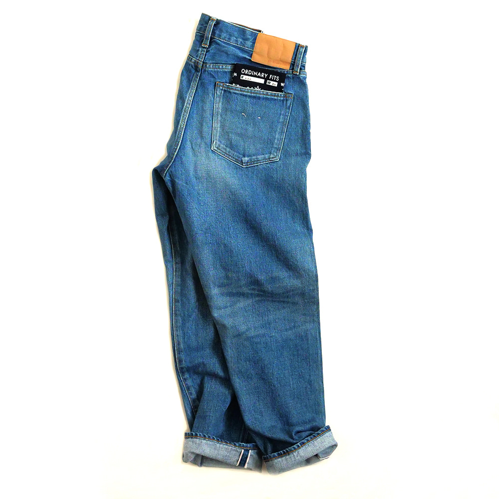 [Ordinary Fits]  (RESTOCK)  5P Ankle Denim 3year OM-P020