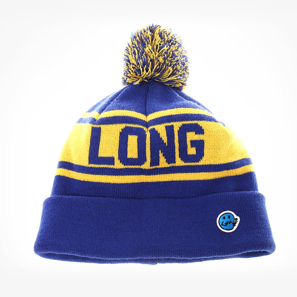 [Long Vacation]  Home Alone Kevin Beanie Blue Yellow