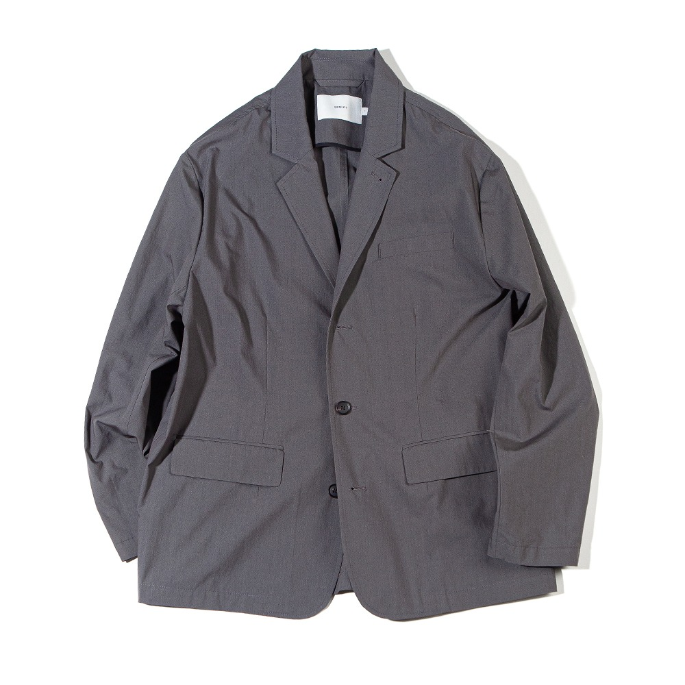 [Ourselves]  High Density Typewriter Slumber Jacket Charcoal