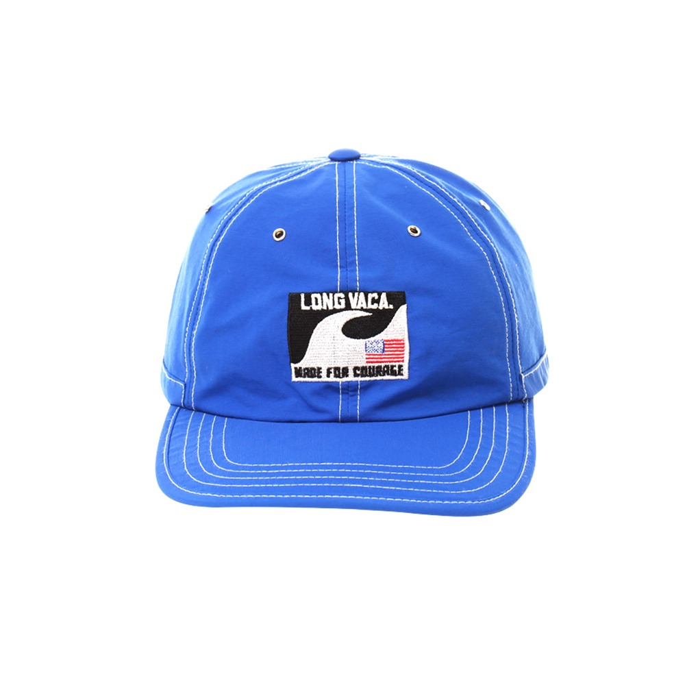 [Long Vacation]  Bluewave Homeboy sports cap